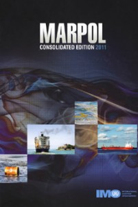 MARPOL 73/78. Consolidated edition 2011