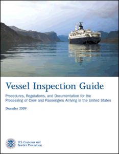 CBP Vessel Inspection Guide